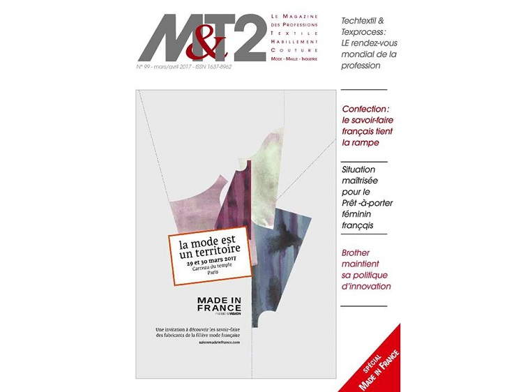 Magazine M&T2 – Numéro 99 Spécial Made In France