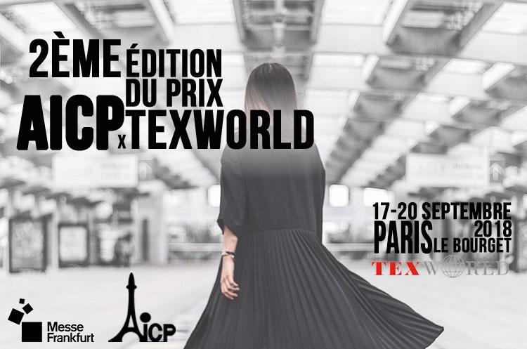 Renouvellement du concours AICP-Texworld