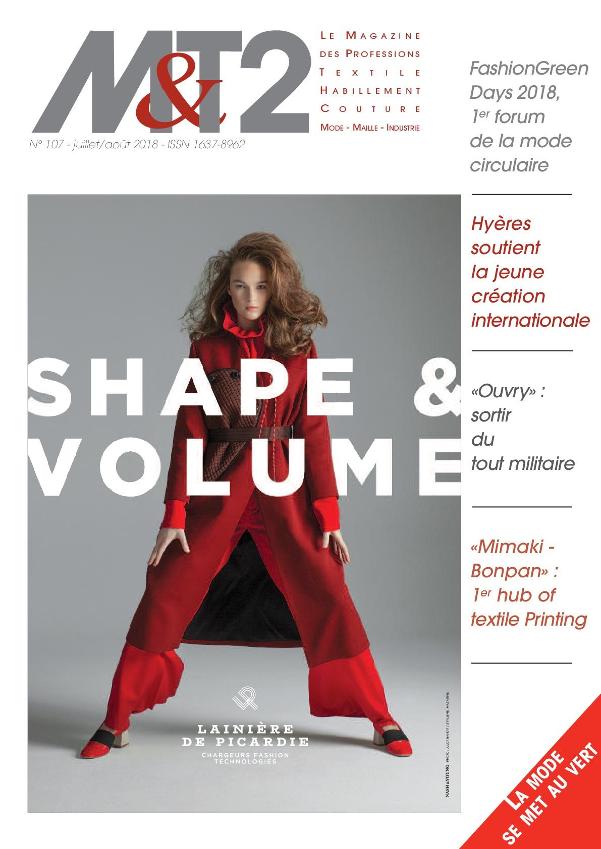 Parution du magazine M&T2 – Numéro 107